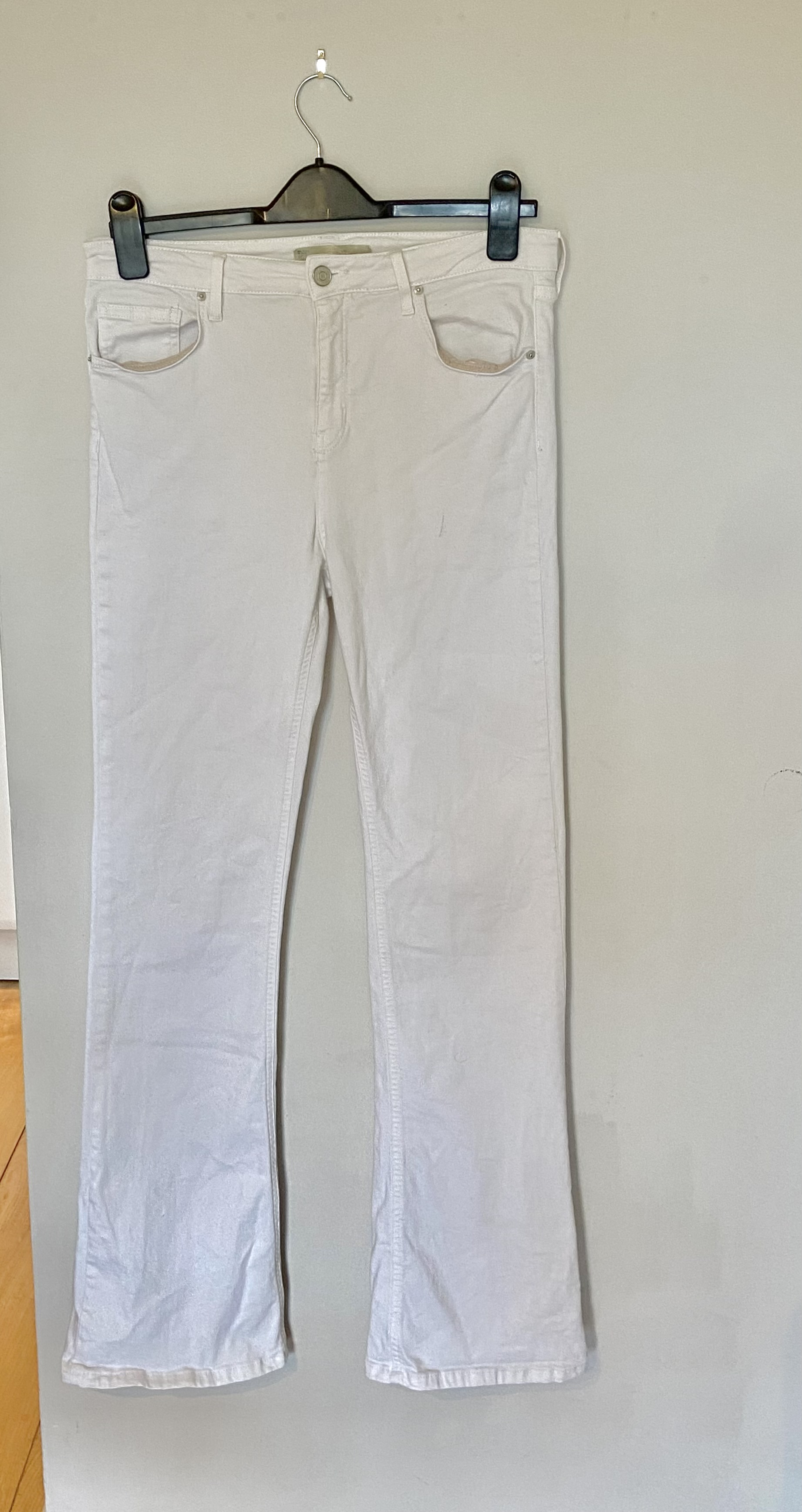Image of Topshop White Jeans