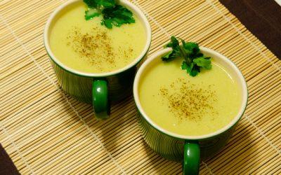 Maydanoz Çorbası