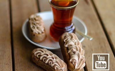 Çikolata Soslu Kek (Videolu)