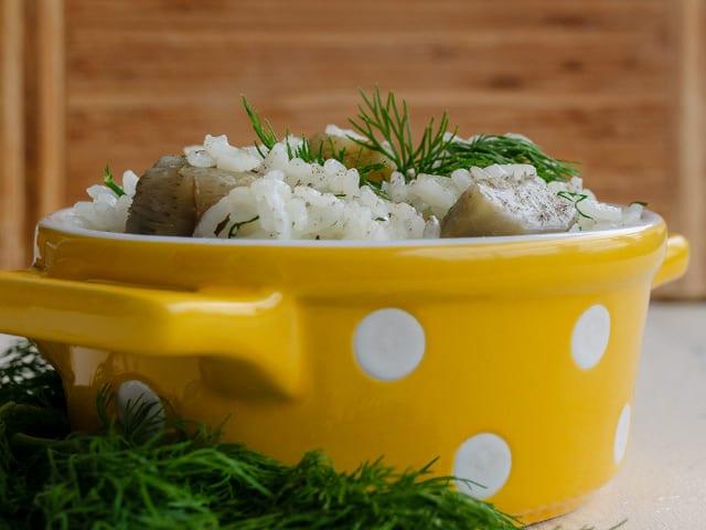 Enginarlı Pirinç Pilavı Tarifi