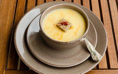 Havuçlu Kremalı Patates Çorbası