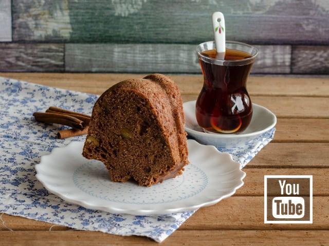 Çaylı Kek (videolu)
