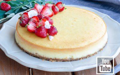 Cheesecake Tarifi (videolu)