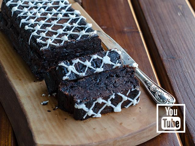 Muzlu Damla Çikolatalı Kek Tarifi