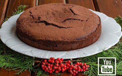 Pancarlı Çikolatalı Kek Tarifi