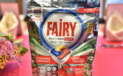 Fairy Platinum Plus