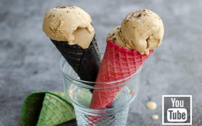 Ev Yapımı Kahveli Dondurma Tarifi