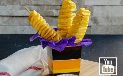 Spiral Patates Kızartması