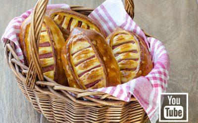 Jambonlu Peynirli Poğaça Tarifi