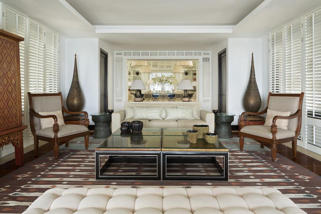 Sitting rooms – Sibyl Colefax & John Fowler