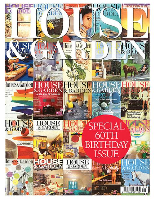 HOUSE & GARDEN NOV 07