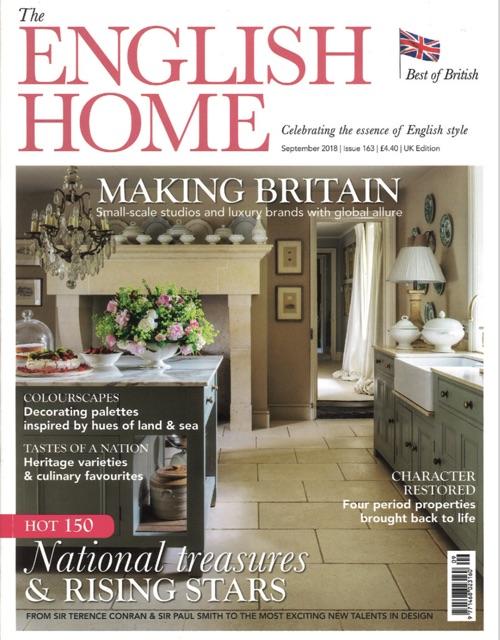 The English Home Sep 18