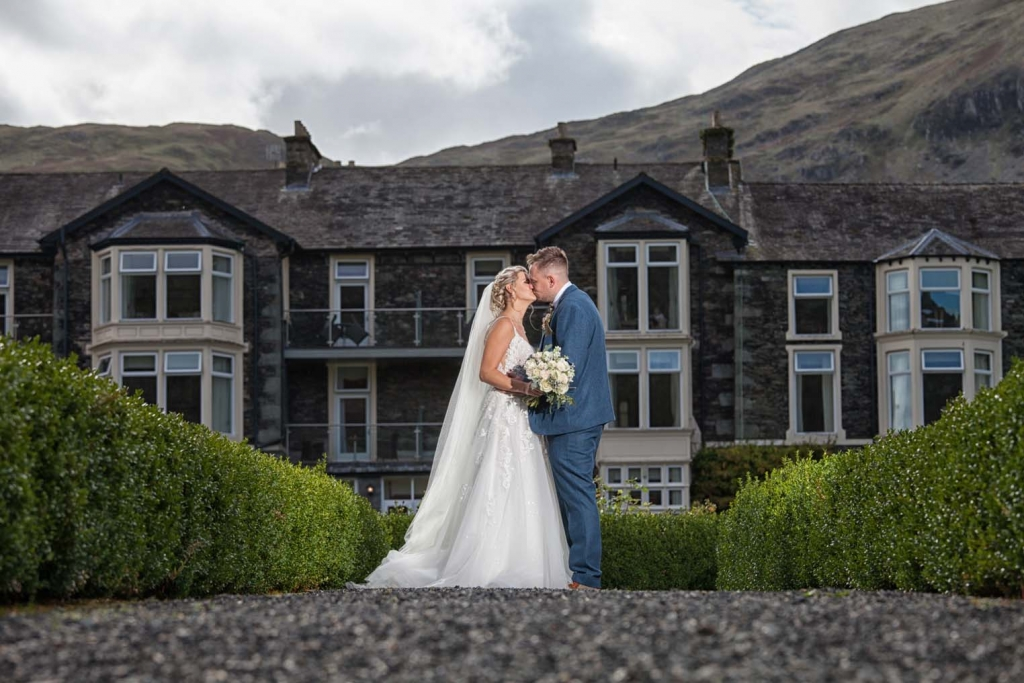 Wedding photographers in Leeds covering weddings in The Lake District
