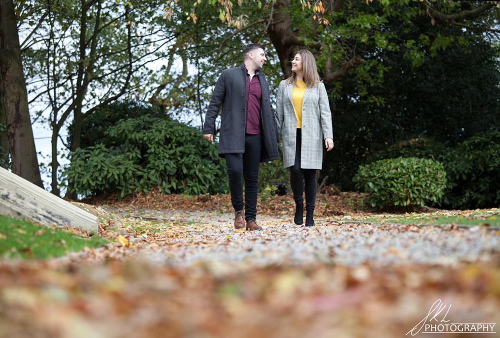 Engagement Photography - Woodlands Hotel
