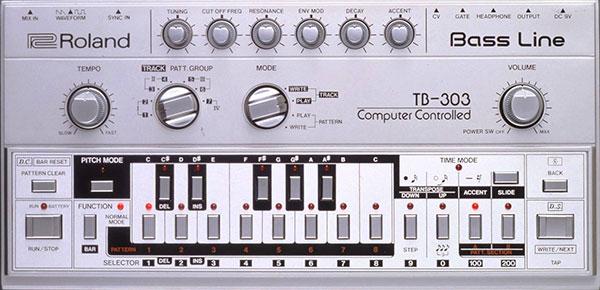 The Amazing Roland TB-303