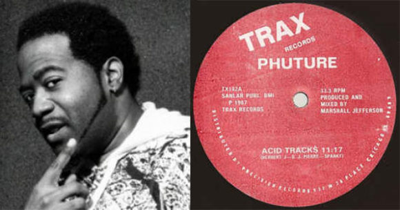 Acid House Pioneer DJ Pierre and his 1st Acid release