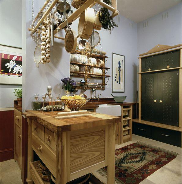 Smallbone Of Devizes Anthology The Unfitted Kitchen Image 9