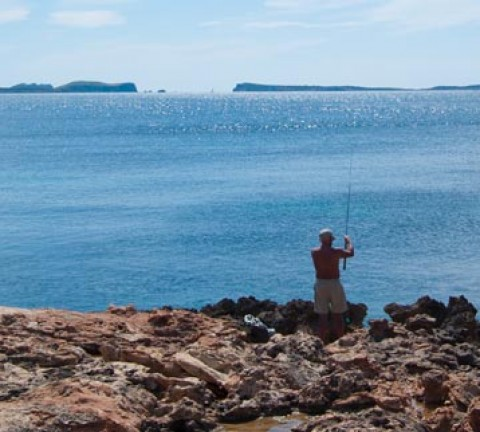 Pescar en Ibiza