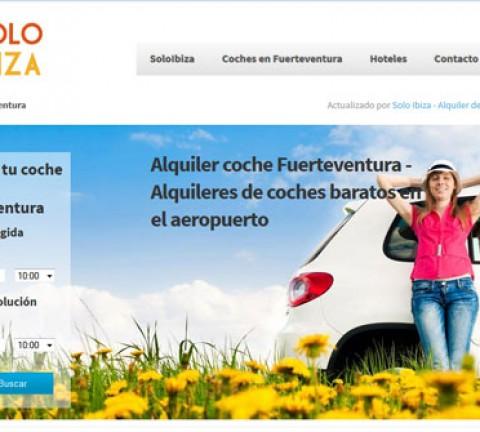 alquiler coches Fuerteventura