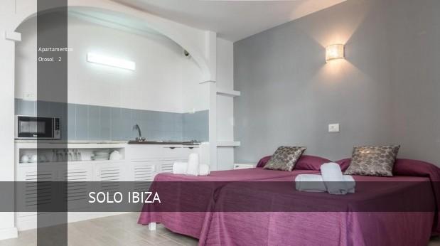 Apartamentos Orosol 2, opiniones y reserva