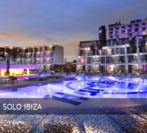 Hard Rock Hotel Ibiza, opiniones y reserva