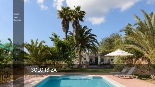 Hostal Casa Benirrás, opiniones y reserva