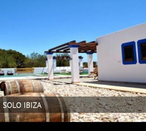 Hostal Three-Bedroom Holiday home in Santa Eulalia del Río, opiniones y reserva