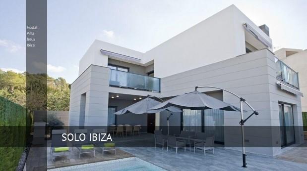 Villa Jesus Ibiza, opiniones y reserva