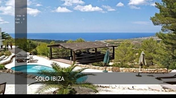 Villa in Cala D Hort I, opiniones y reserva