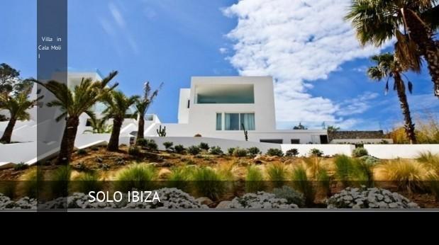 Villa in Cala Moli I, opiniones y reserva