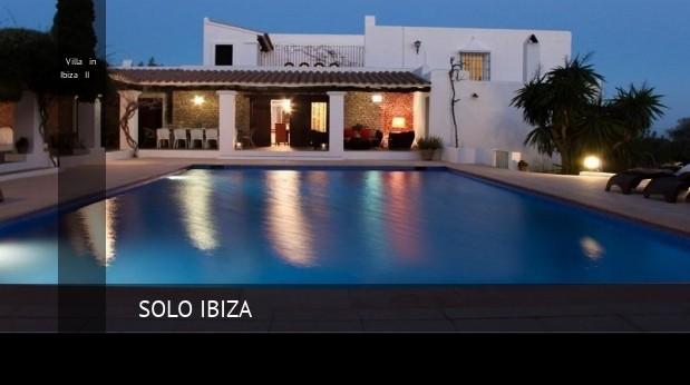 Villa in Ibiza II, opiniones y reserva