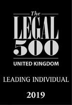 2019 L500 Leading Individual