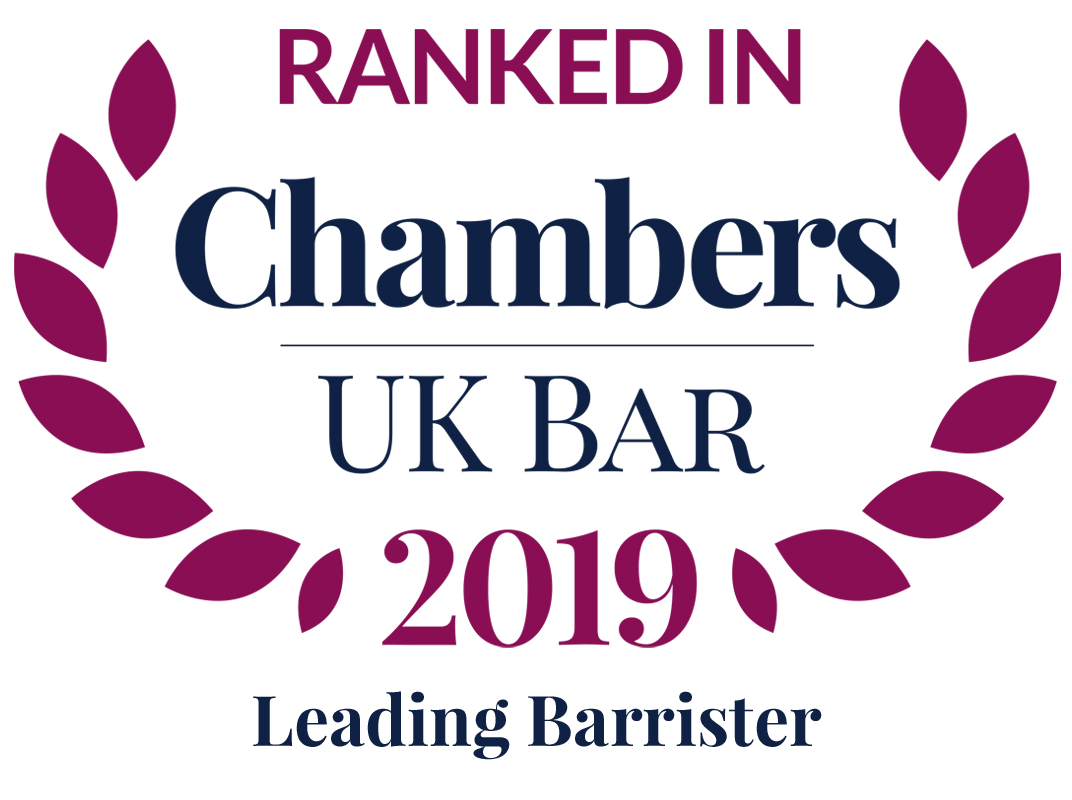 Chambers UK Bar 2019: Leading Barrister