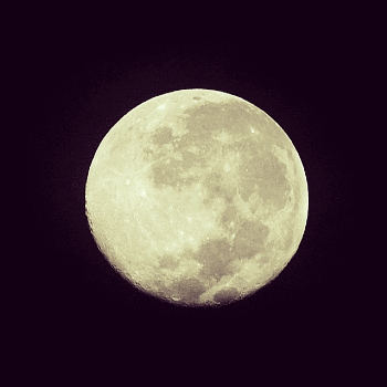 Missing image of Moon