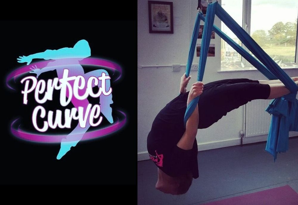 Aerial Pilates with Perfect Curve