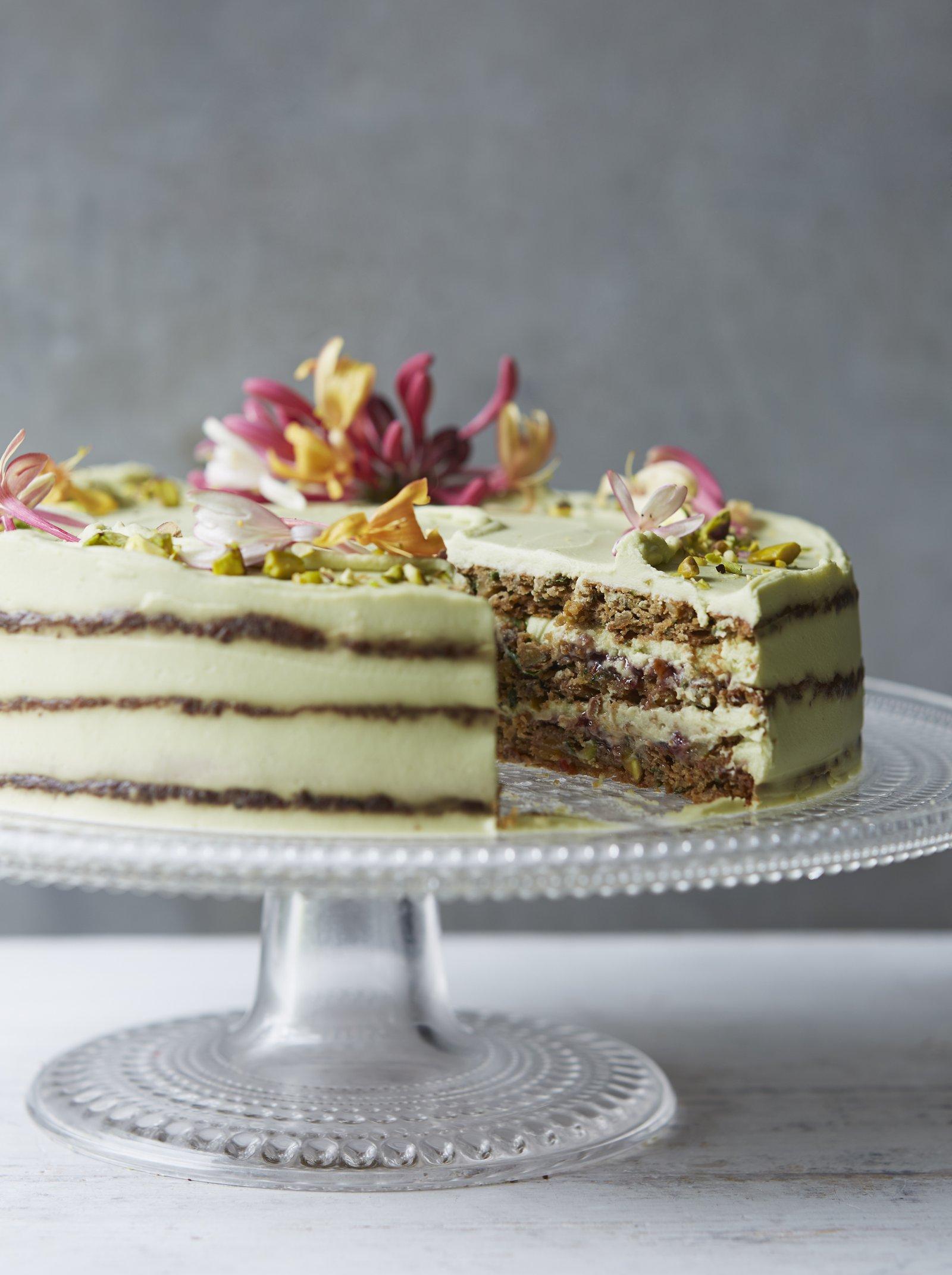 CC_Courgette Cake- Henrietta Inman