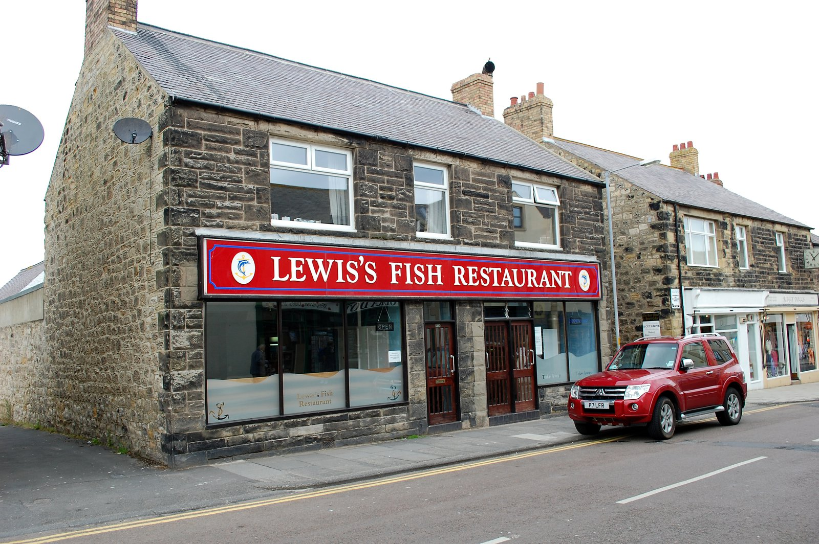 Lewis's Fish Restaurant