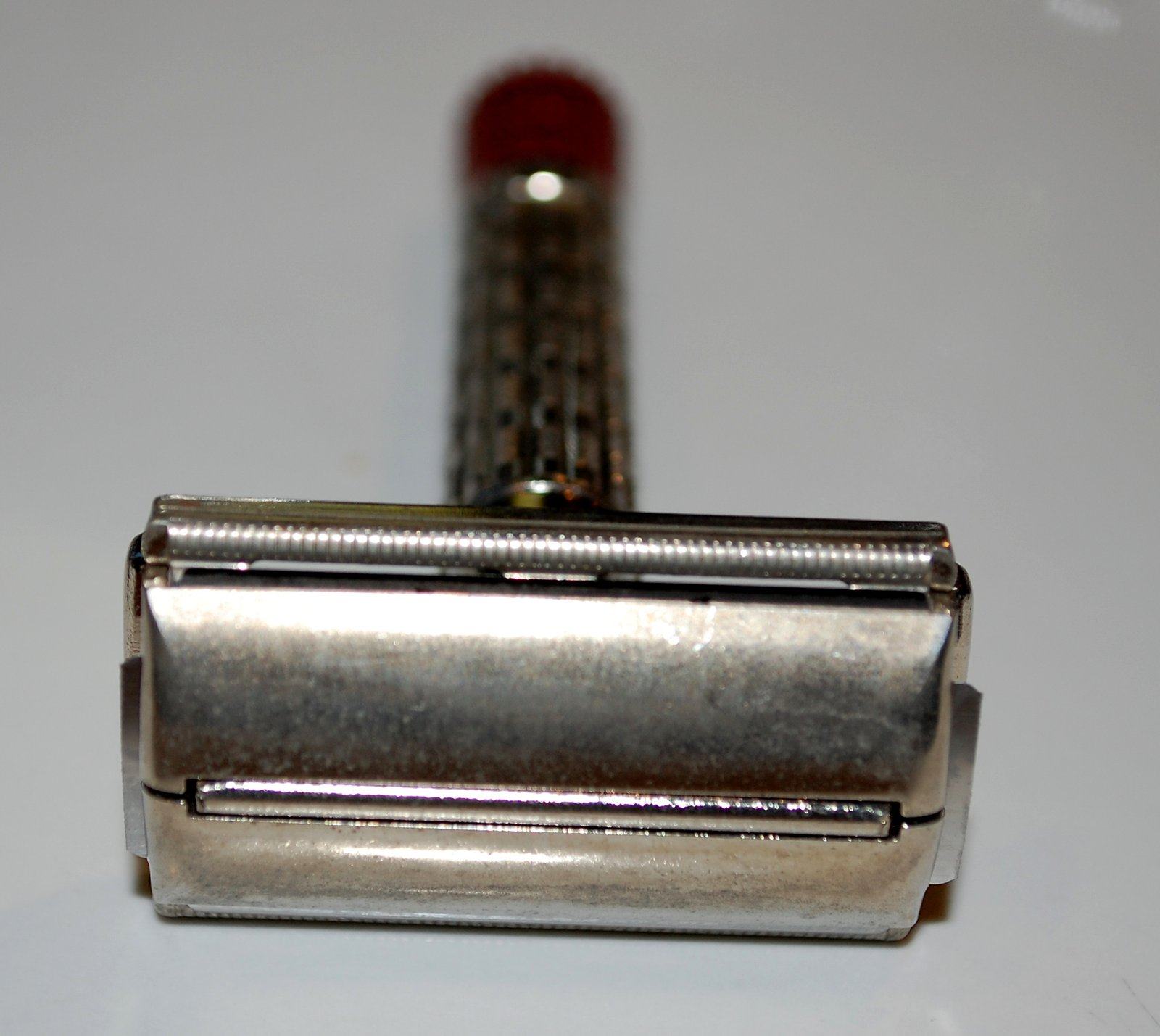 Gillette Red Tip Razor From 1950s