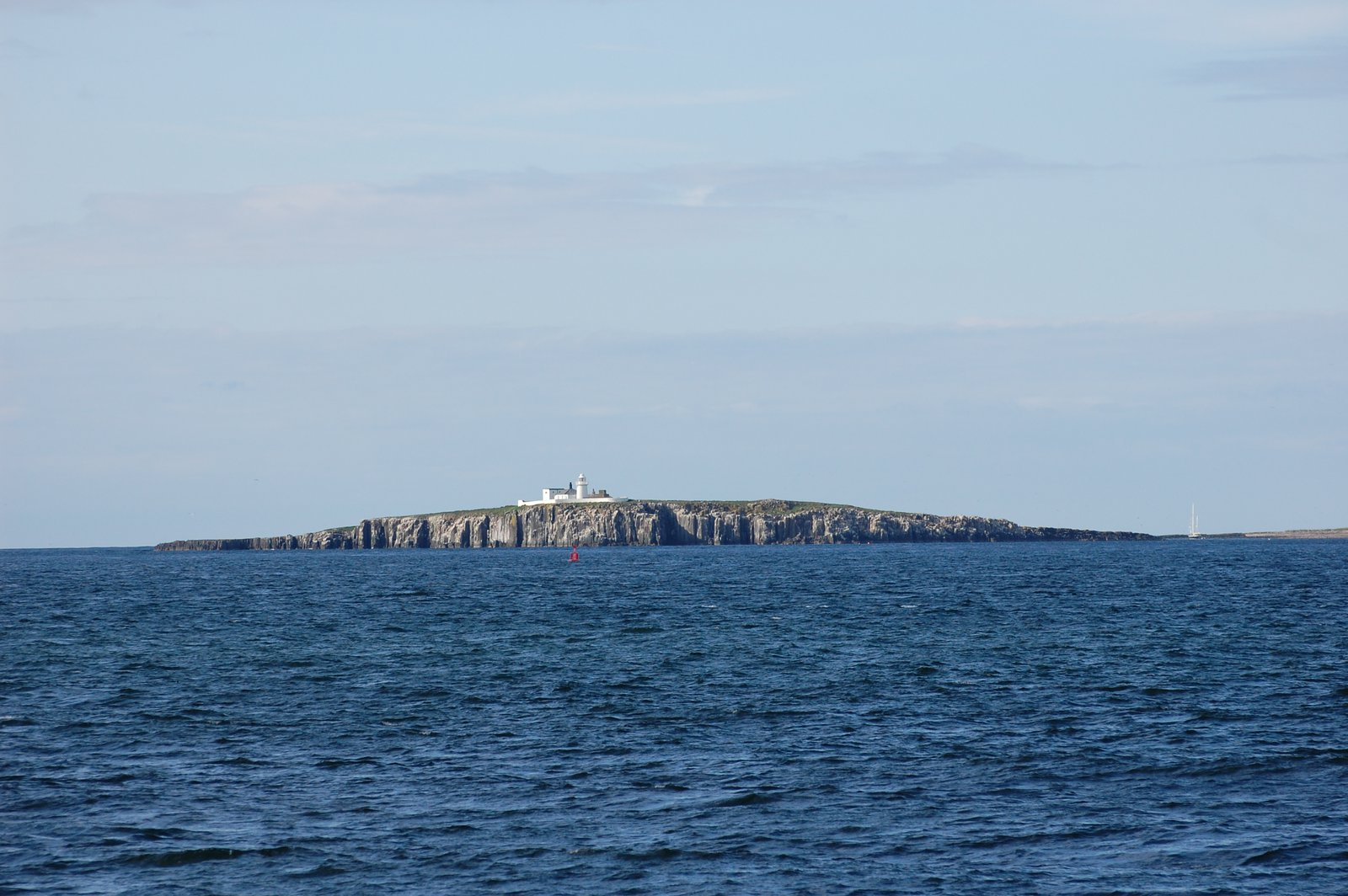 View To Inner Farne Island