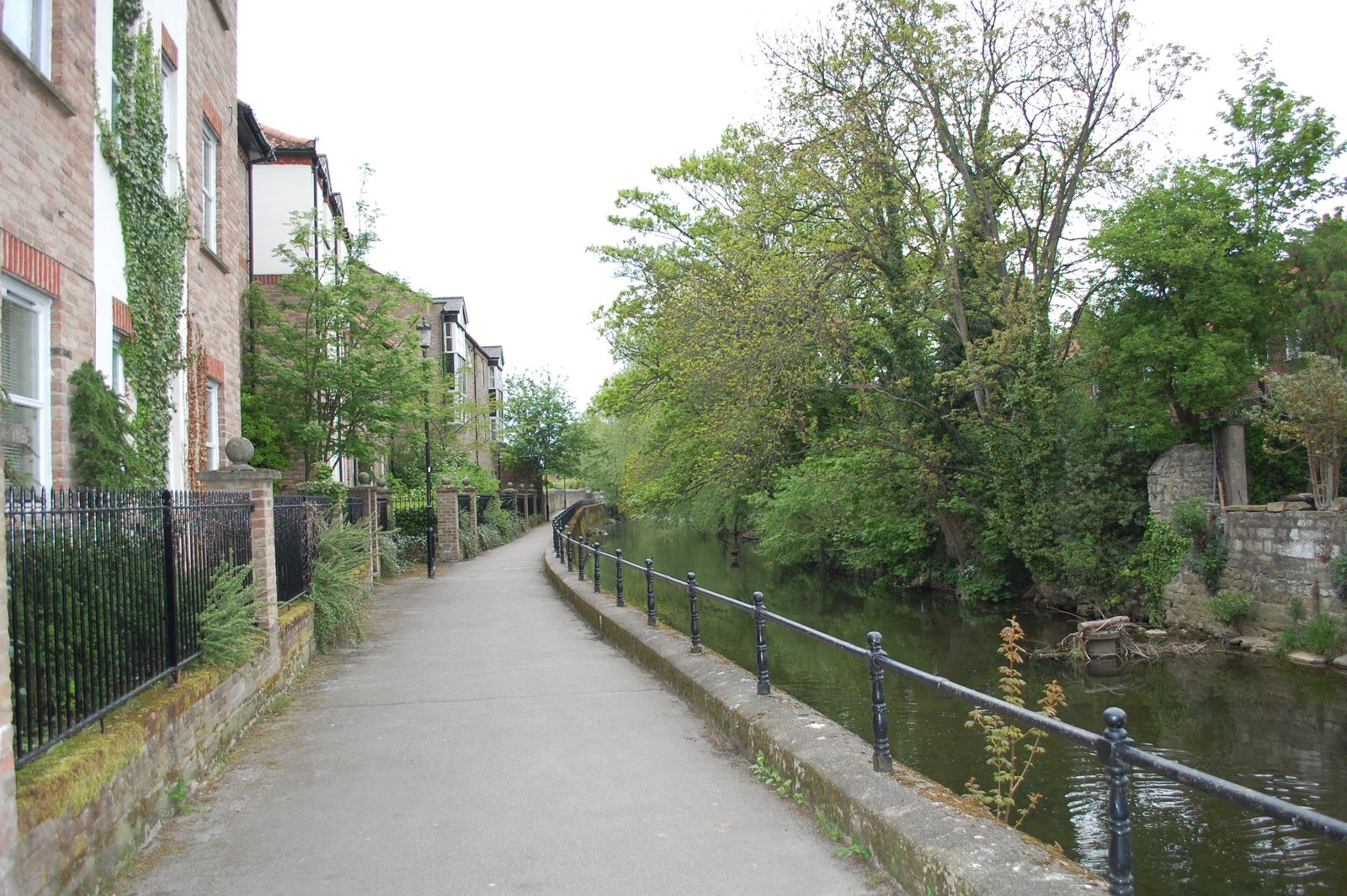 View From Bondgate Bridge
