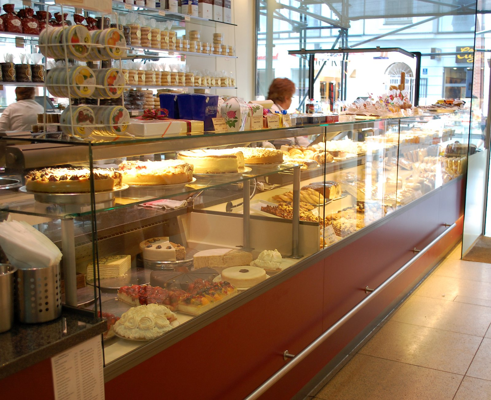 Cake Counter In Kreutzkamm