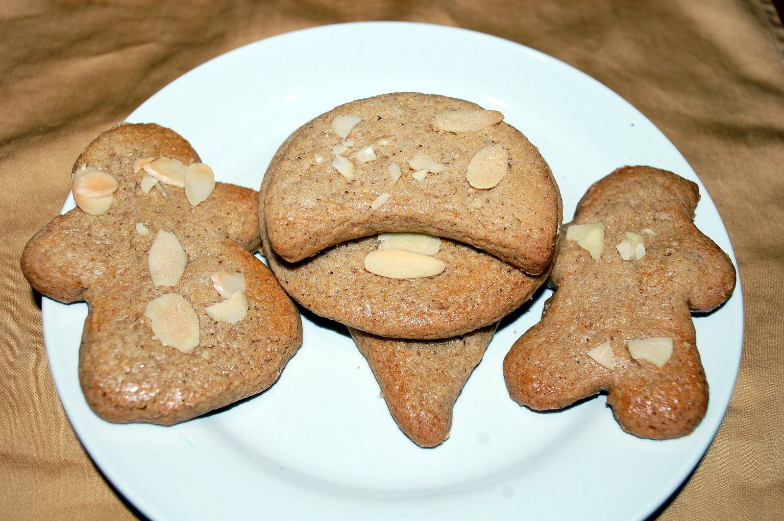 Recipe For Speculaas Biscuits A Dutch Christmas Treat