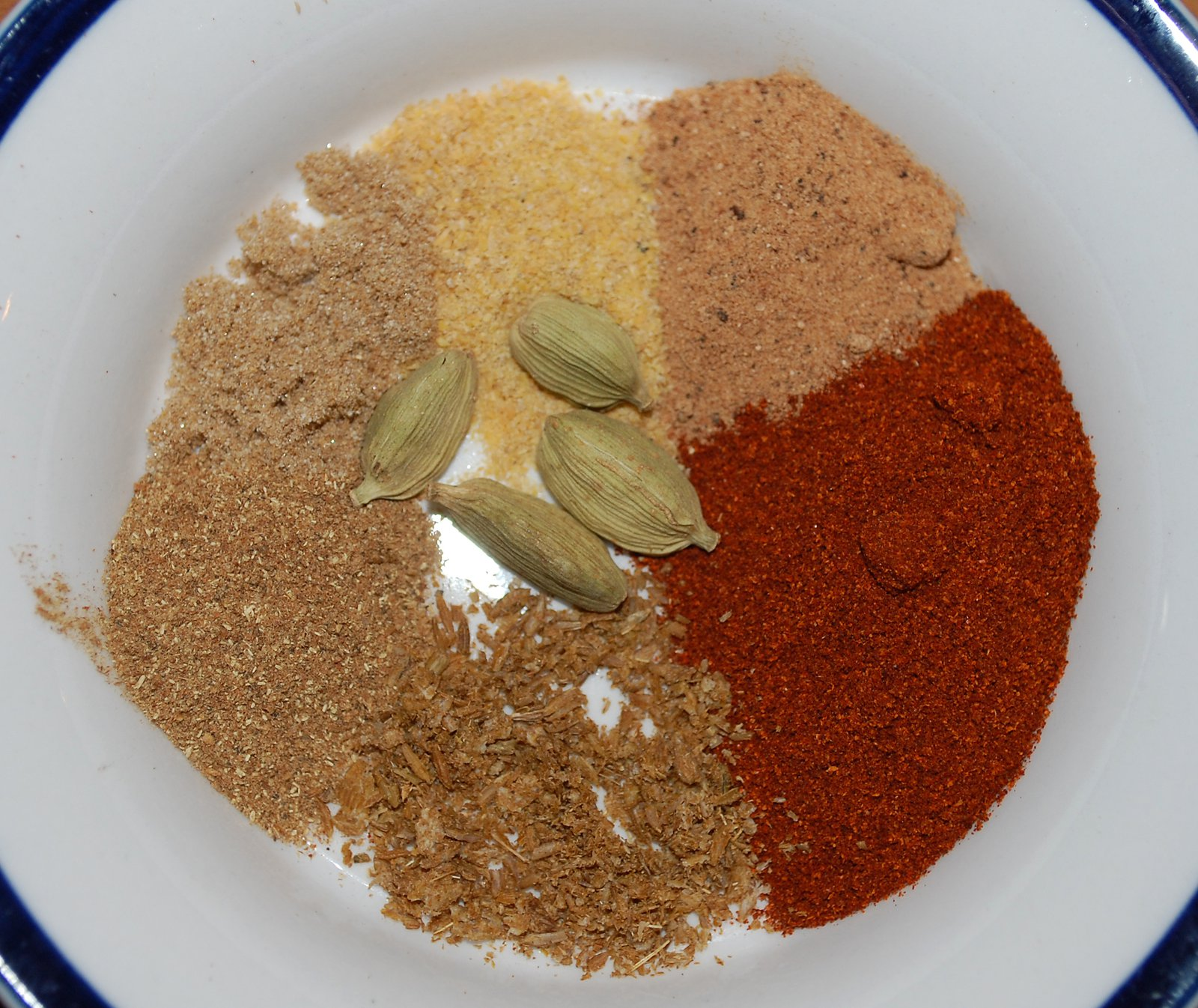 Spices For Tikka Marinade
