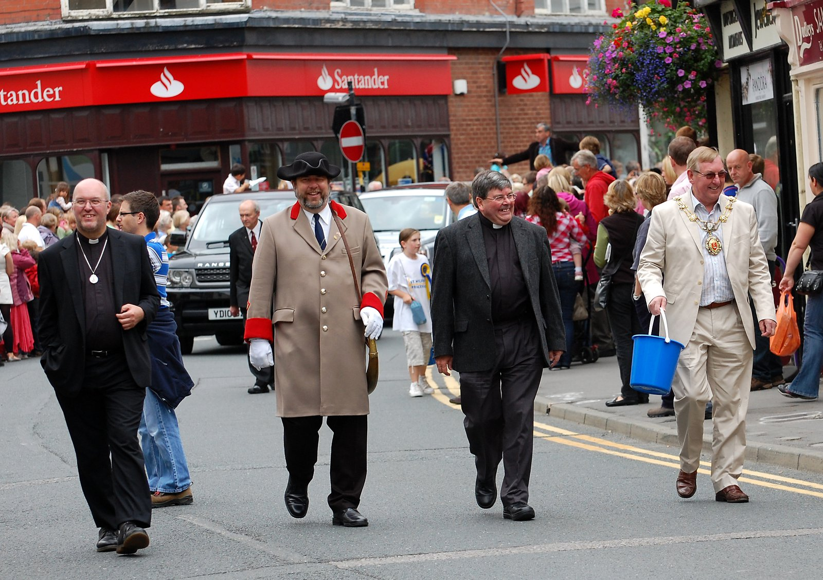 The Great And Good Of Ripon - The Wakeman, The Dean, The Mayor