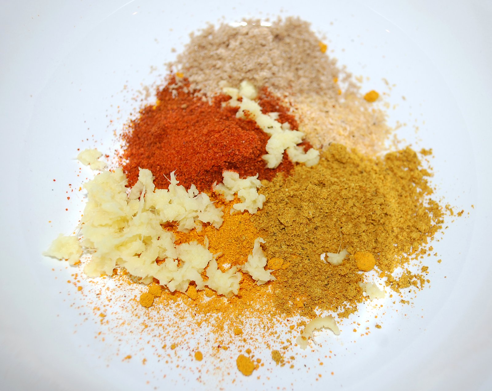 Spice Mix For Tikka Sauce