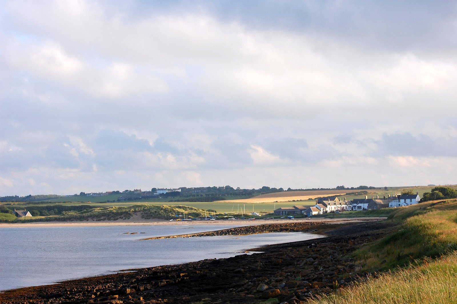 View To Low Newton