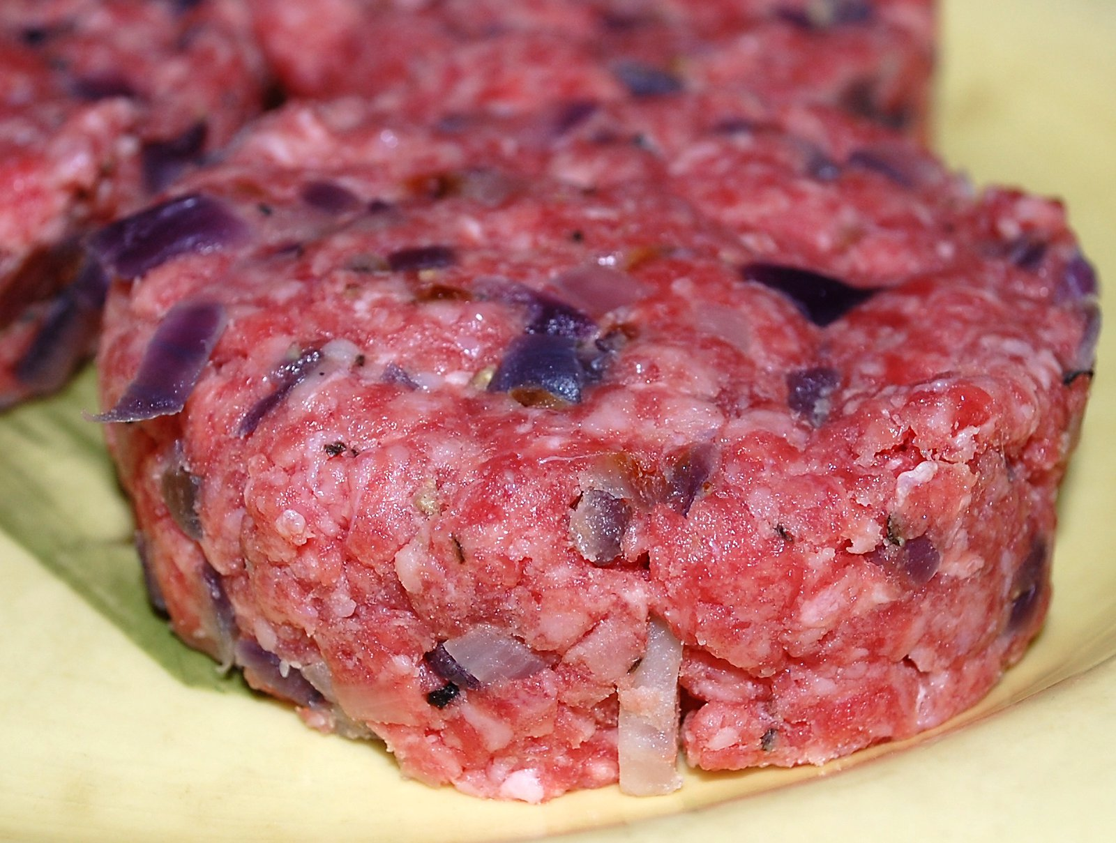 Red Onion Burgers