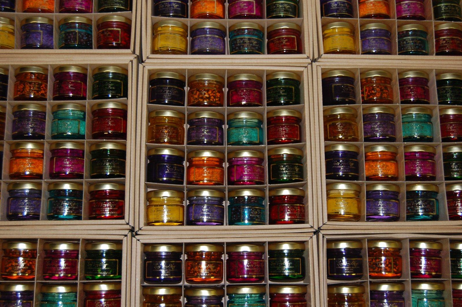Alchemic Larder boxes