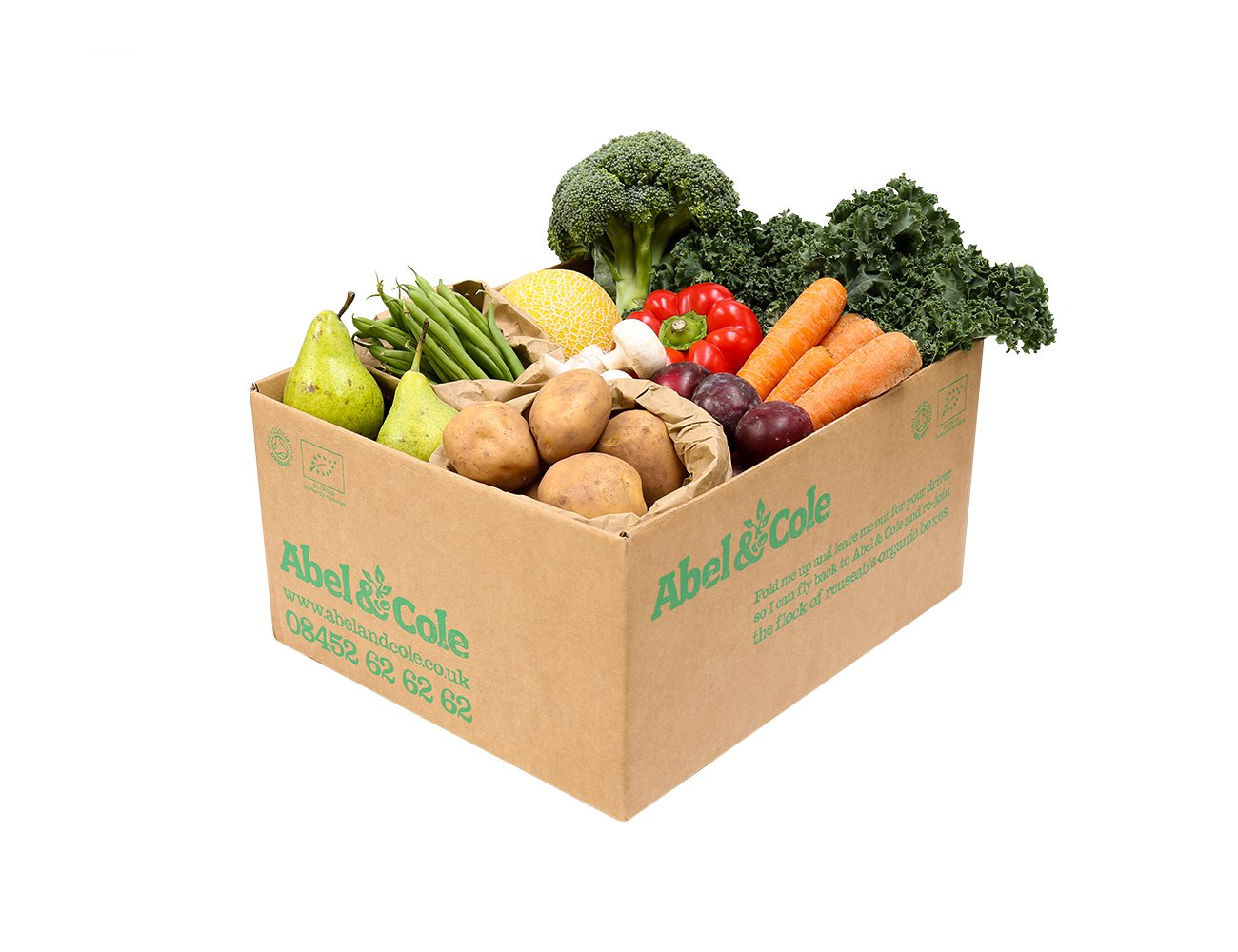 Medium Everyday Easy Fruit & Veg Box
