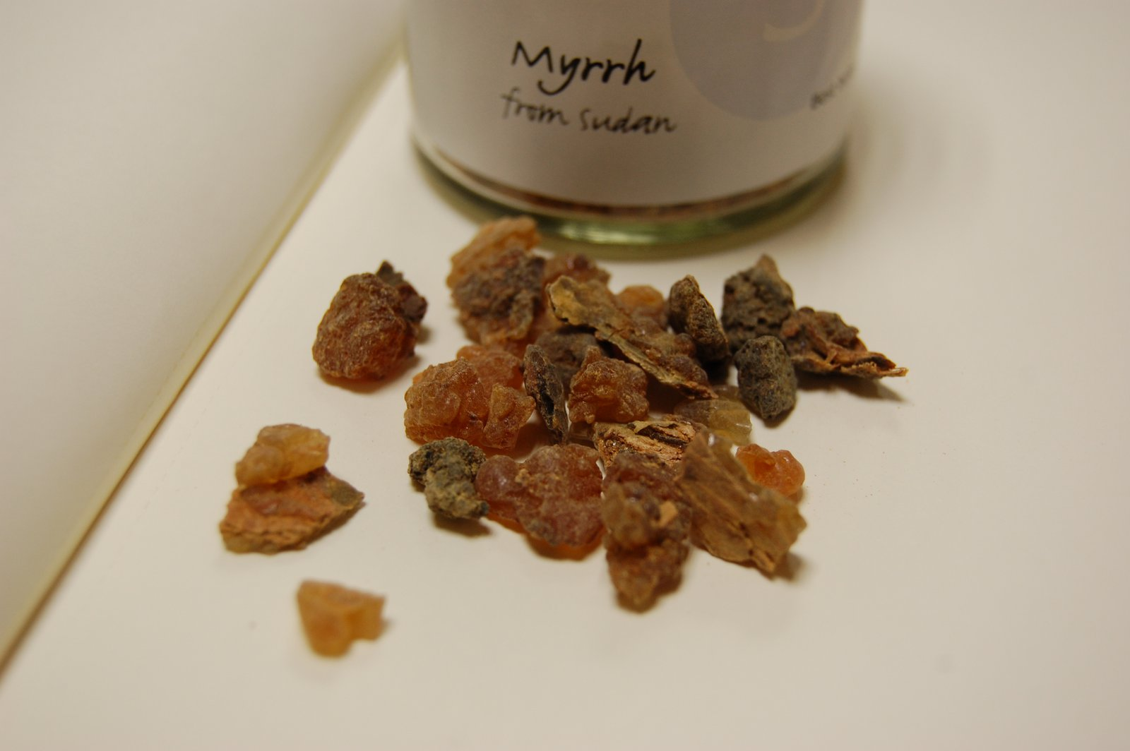 Myrrh Tears